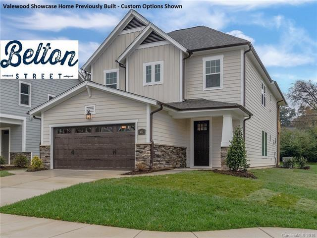 421 Belton Street #14, Charlotte, NC 28209 (#3453407) :: Stephen Cooley Real Estate Group