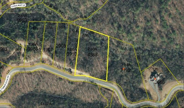 Lot 556 Roca Vista Drive #556, Lenoir, NC 28645 (#3453585) :: LePage Johnson Realty Group, LLC