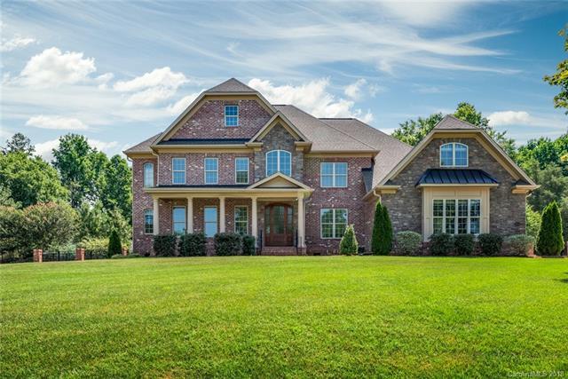 5033 Isabella Place, Mint Hill, NC 28227 (#3453612) :: Rinehart Realty