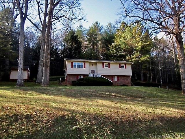 1488 Cashier's Valley Road, Brevard, NC 28712 (#3453751) :: Exit Realty Vistas