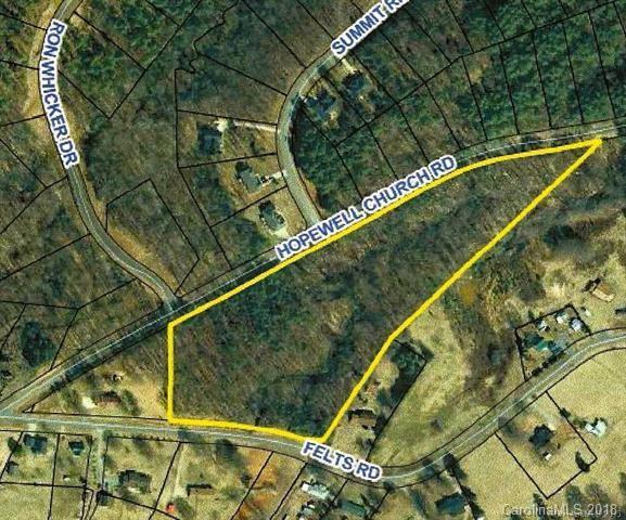 0 Felts Road, Catawba, NC 28609 (#3453831) :: Exit Realty Vistas