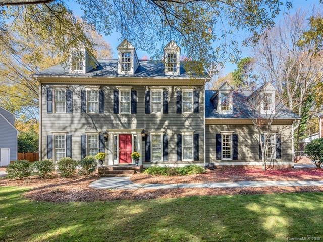 9632 Penshurst Trace, Charlotte, NC 28210 (#3453895) :: Exit Mountain Realty