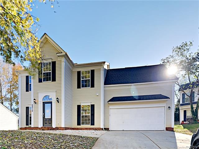 5510 Whisperfield Lane, Charlotte, NC 28215 (#3453927) :: Team Honeycutt