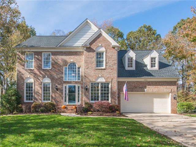 2816 Peverell Lane, Charlotte, NC 28270 (#3453968) :: Besecker Homes Team