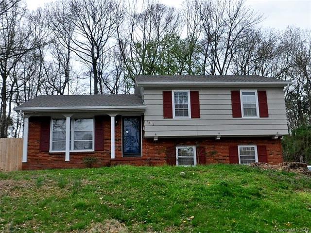 4823 Westridge Drive, Charlotte, NC 28208 (#3454000) :: Besecker Homes Team