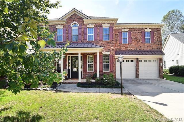 9315 Hanlin Court, Charlotte, NC 28277 (#3454133) :: Besecker Homes Team