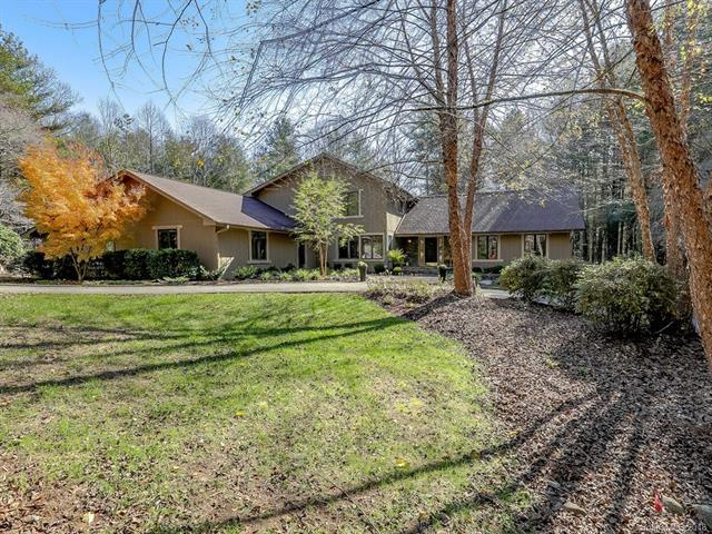 7 Westbridge Drive, Hendersonville, NC 28739 (#3454137) :: Keller Williams Professionals
