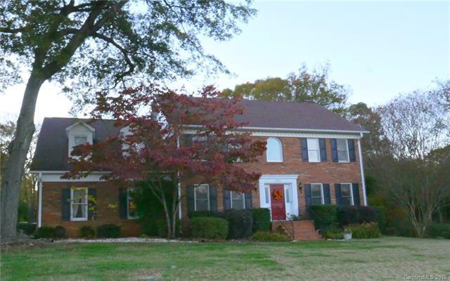 1201 Bennington Drive NW, Concord, NC 28027 (#3454321) :: Cloninger Properties