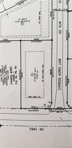 Lot 5 Cypress Acres Lane #5, Statesville, NC 28625 (#3454349) :: Exit Mountain Realty