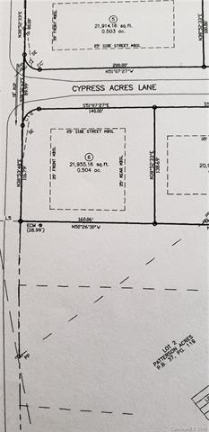 Lot 6 Cypress Acres Road #6, Statesville, NC 28625 (#3454350) :: Exit Mountain Realty