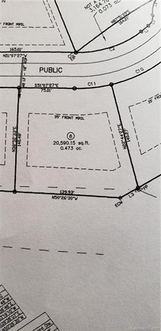 Lot 8 Cypress Acres Drive #8, Statesville, NC 28625 (#3454353) :: Exit Mountain Realty