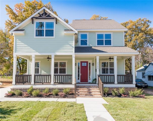 2309 Lola Avenue, Charlotte, NC 28205 (#3454372) :: MartinGroup Properties