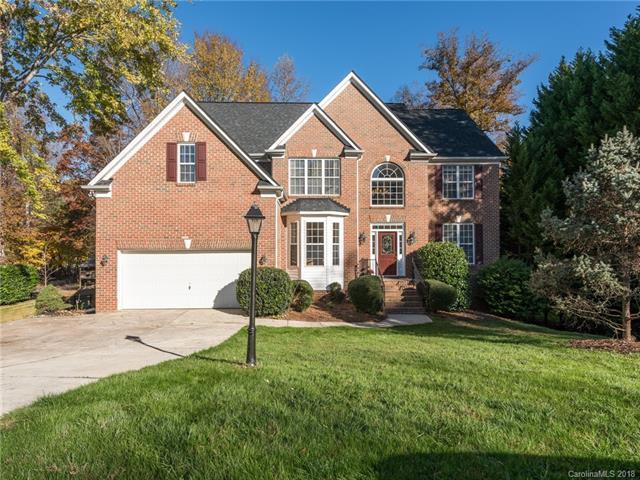 5343 Shannamara Drive, Matthews, NC 28104 (#3454389) :: Carlyle Properties