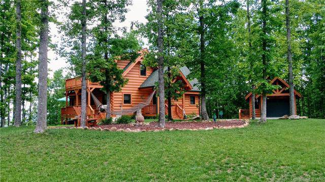 124 Lakeview Trail, Nebo, NC 28761 (#3454409) :: Robert Greene Real Estate, Inc.