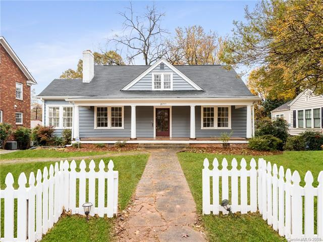 1620 The Plaza Road, Charlotte, NC 28205 (#3454527) :: Team Southline