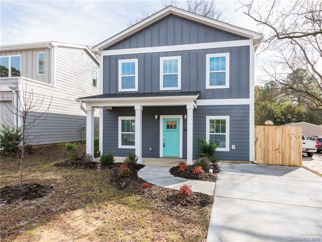 1216 Lomax Avenue, Charlotte, NC 28211 (#3454540) :: Exit Mountain Realty