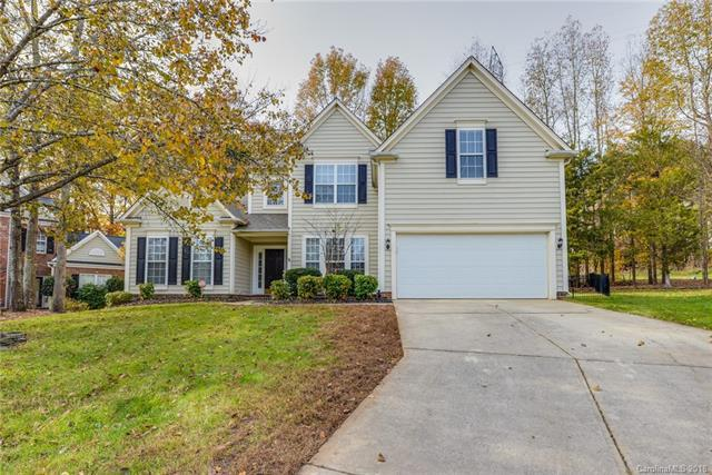7702 Epping Forest Drive, Huntersville, NC 28078 (#3454584) :: Exit Mountain Realty