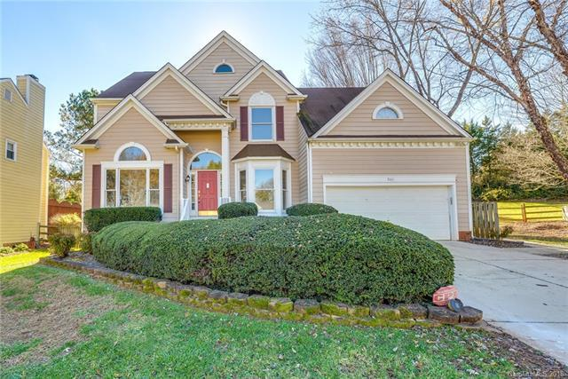 9011 Coleshire Court, Charlotte, NC 28269 (#3454587) :: The Ramsey Group
