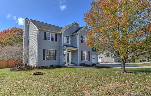 84 Walnut Crest Road, Fletcher, NC 28732 (#3454630) :: Exit Mountain Realty
