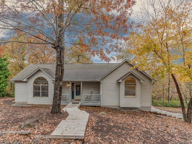 110 Lakewood Drive, Lake Lure, NC 28746 (#3454704) :: Herg Group Charlotte