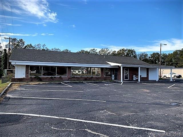 608 Hampton Street, Kershaw, SC 29067 (#3454724) :: Homes Charlotte