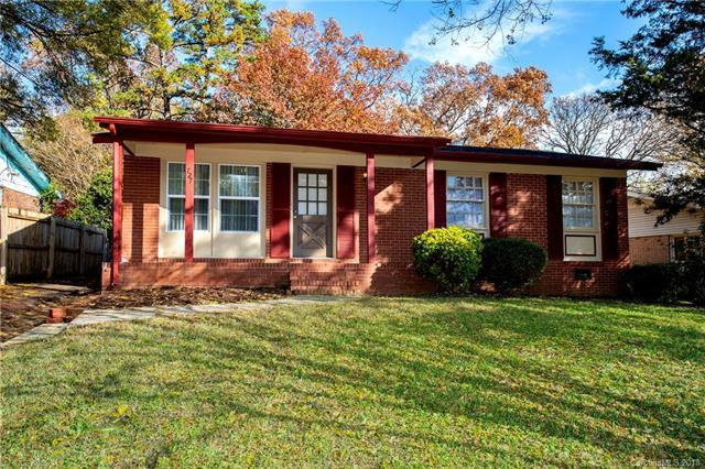727 Claremont Road, Charlotte, NC 28214 (#3454984) :: Rinehart Realty