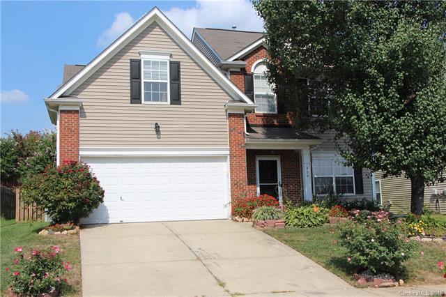 434 Goodloe Drive, Charlotte, NC 28262 (#3454989) :: Rinehart Realty