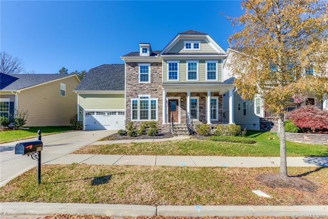 11811 Warfield Avenue, Huntersville, NC 28078 (#3455039) :: Exit Mountain Realty