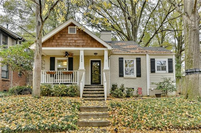 2509 Chesterfield Avenue, Charlotte, NC 28205 (#3455054) :: Exit Mountain Realty