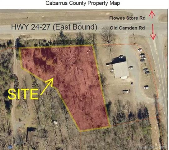 29 Hwy 24/27 Highway, Midland, NC 28107 (#3455107) :: Homes Charlotte
