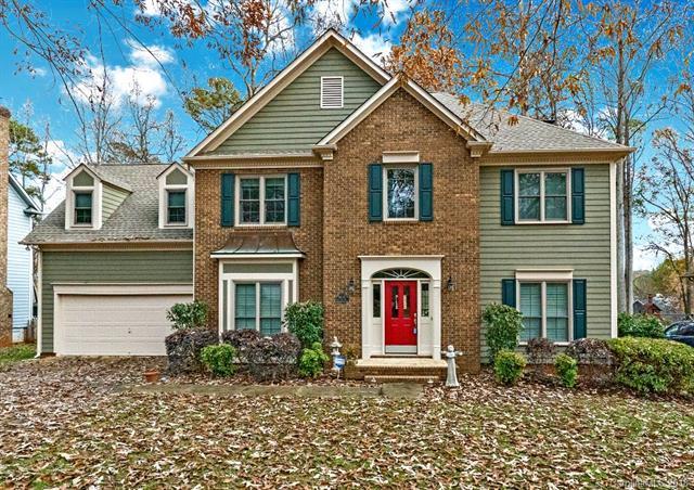8635 New Oak Lane, Huntersville, NC 28078 (#3455197) :: MECA Realty, LLC