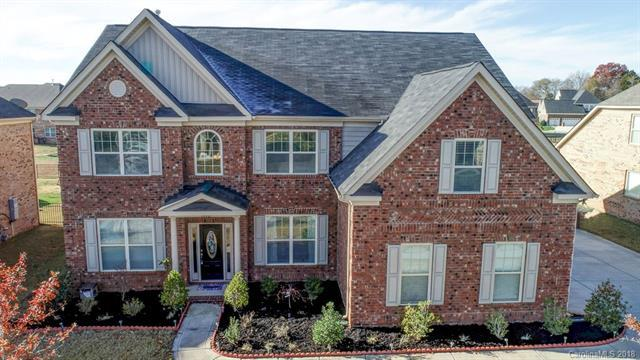 1006 Clover Hill Road, Indian Trail, NC 28079 (#3455330) :: Exit Mountain Realty