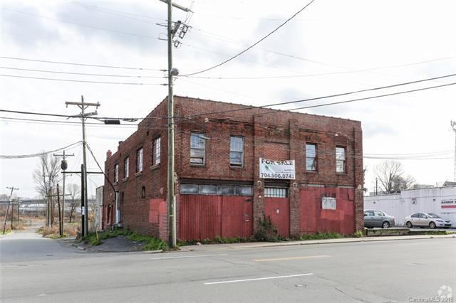 1024 N Tryon Street, Charlotte, NC 28206 (#3455347) :: The Ramsey Group