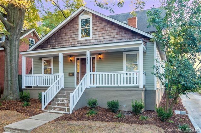 251 W Kingston Avenue, Charlotte, NC 28203 (#3455534) :: Scarlett Real Estate