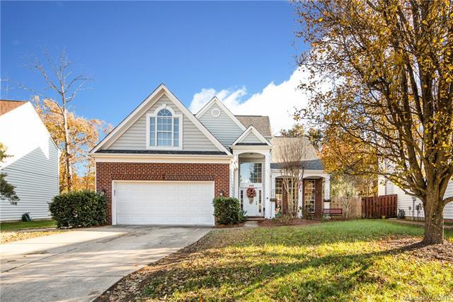 6128 Downfield Wood Drive, Charlotte, NC 28269 (#3455713) :: The Ramsey Group