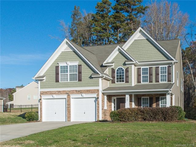 505 Stone River Parkway, Mount Holly, NC 28120 (#3455794) :: Roby Realty