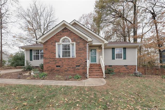 16111 Amber Field Drive, Huntersville, NC 28078 (#3455827) :: Rinehart Realty