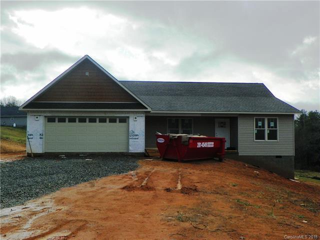 95 Curtis Miles Road #6, Alexander, NC 28701 (#3455835) :: Rinehart Realty