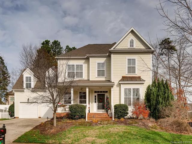 8709 Camberly Road, Huntersville, NC 28078 (#3455903) :: Odell Realty