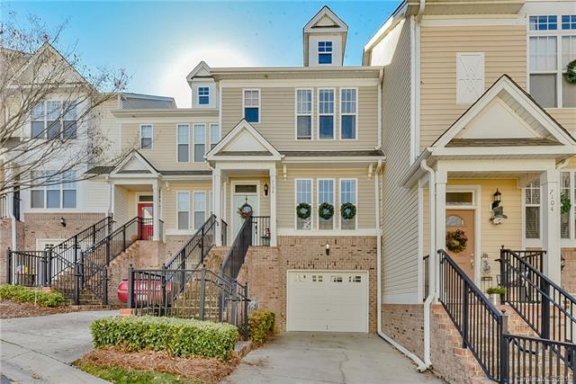 7108 Founders Club Court, Charlotte, NC 28269 (#3455965) :: Odell Realty
