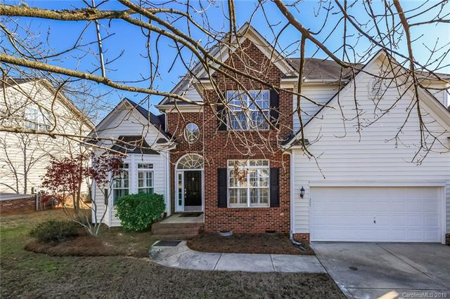 8705 Gracefield Drive #3, Waxhaw, NC 28173 (#3456058) :: Exit Mountain Realty