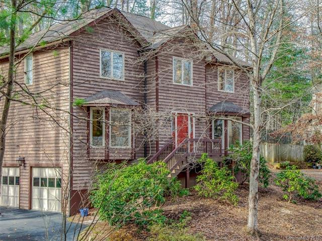 117 Coachmans Trail, Asheville, NC 28803 (#3456079) :: Puffer Properties