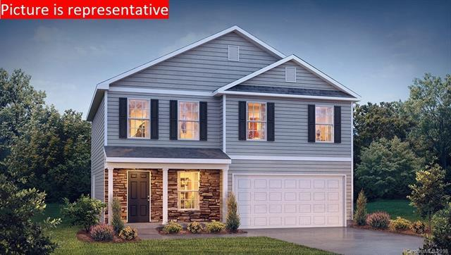 4014 John Dale Lane Lot 24, Charlotte, NC 28269 (#3456090) :: Stephen Cooley Real Estate Group