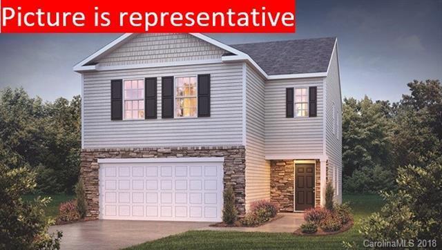 5024 Granite Creek Lane #27, Charlotte, NC 28269 (#3456092) :: Stephen Cooley Real Estate Group