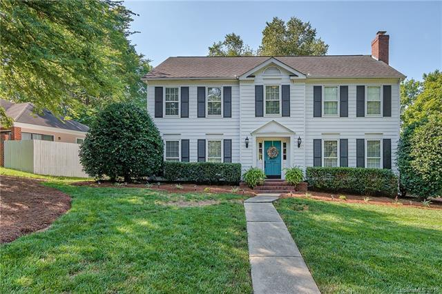 4900 Virginian Lane, Charlotte, NC 28226 (#3456239) :: Exit Mountain Realty