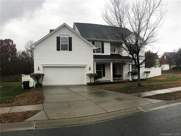 12531 Aden Creek Drive, Pineville, NC 28134 (#3456350) :: Exit Mountain Realty