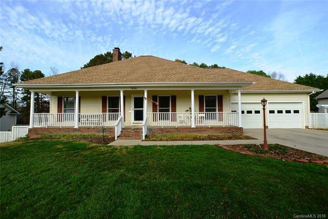 7656 Old Post Road, Denver, NC 28037 (#3456359) :: Exit Mountain Realty