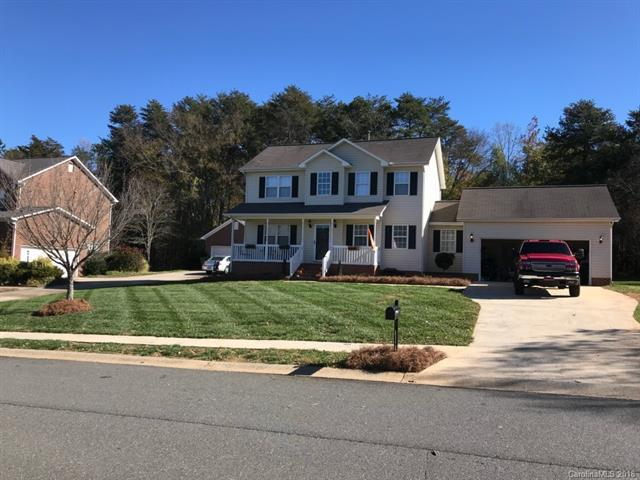 140 Silver Birch Lane, Mount Holly, NC 28120 (#3456487) :: Odell Realty