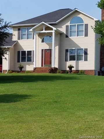 151 North Shore Drive, Cherryville, NC 28021 (#3456515) :: MECA Realty, LLC