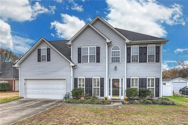 3335 Garrett Drive SW, Concord, NC 28027 (#3456562) :: The Ramsey Group